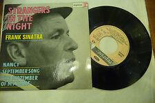 """FRANK SINATRA""""STRANGER IN THE NIGHT-disco 45 giri EP(4 brani)REPRISE Fr.1966"""""""