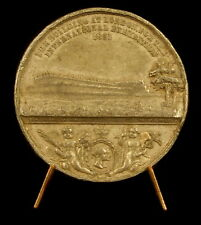 Medaille Crystal Palace Great Exhibition 1851 Allen & Moore London Londres Medal