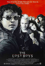 24X36Inch Art The Lost Boys (1987) Movie Poster Vampires P35