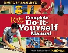 Complete Do-It-Yourself Manual : Completely Revised and Updated by Family Handym