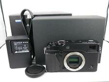 Fujifilm X Series X-Pro1 16.3 MP Digital Camera - Black (Body Only) BOXED Japan
