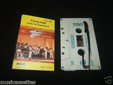 THE HAWKING BROTHERS FLYING HIGH LIVE IN CONCERT AUSTRALIAN CASSETTE TAPE