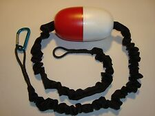 "Kayak Canoe Anchor Float w/ 3' Foot Anchor Cord in Nylon Snake and 5"" Float"