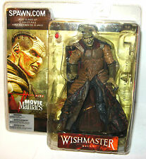 WISHMASTER Djinn Actionfigur MOVIE MANIACS McFarlane ca.17cm NEU (L)