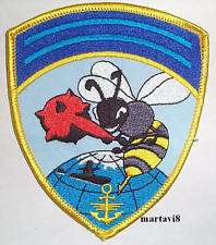 Russian Navy `SUB HUNTERS Cloth Badge / Patch (R3)