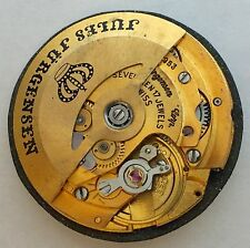 Jules Jurgenson MSR Caliber T-56 Automatic  Watch Movement~Good Balance