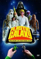 NEW Plastic Galaxy: The Story of Star Wars Toys (DVD)