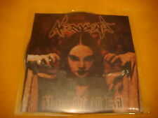 Cardsleeve Full CD NECRODEATH Mater Of All Evil PROMO 11TR 2000 black metal
