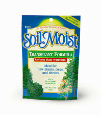 3oz Package of Soil Moist Mycorrhizal Transplant Formula Treats 2 Plants 1 Tree