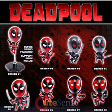Marvel Deadpool Bubble Heads Figure Blind Mystery Bag Original Minis Series 1