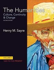 The Humanities: Culture, Continuity and Change, Volume 2 (2nd Edition)