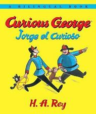 Jorge el curioso Curious George (bilingual edition) (Spanish and Engli-ExLibrary