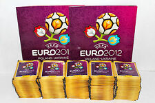 Panini EM Euro 2012 – 500 Tüten Packets + 2 x Album INTERNATIONAL VERSION