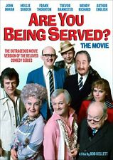 ARE YOU BEING SERVED THE MOVIE New Sealed DVD