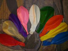 """9x Round China Riesenballon 18""""/ 45 cm in 8 Farben , Looner Party Deco Spielen"""
