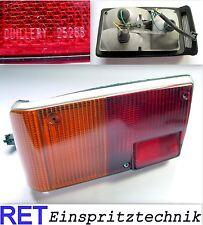 Rückleuchte Rücklicht links QUILLERY Peugeot 104 Komplett / original