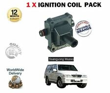 FOR DAEWOO SSANGYONG MUSSO 2.3i GLS 3.2 GX220 1996- NEW 1 X IGNITION COIL