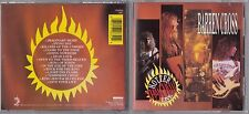 BARREN CROSS - HOTTER THAN HELL LIVE  CD 1990 CHRISTIAN METAL