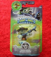 Quick Draw Rattle Shake Skylanders Swap Force, Skylander Glow in the Dark Figur