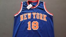 Phil Jackson 1972-73 NEW YORK KNICKS Jersey (LG)