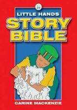 Little Hands Story Bible (coloring Book) (Book 4)