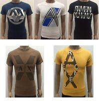ARMANI EXCHANGE AX Men T-Shirt Size S-M-L-XL-XXL