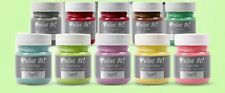 Rainbow Dust 'Paint it!' Pentole NUOVI COLORI 25ml Decorazione Torte Set di 10