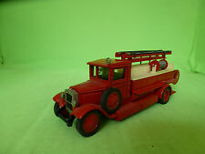 OMO 3HC USSR RUSSION FIRE PUMPER TRUCK 1937 1/43- GOOD CONDITION -