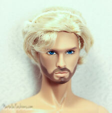 LAST ONE NEW HEAD ONLY FASHION ROYALTY VICE EFFECT OLLIE LAWSON Male Doll