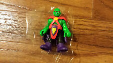 Imaginext Martian Manhunter DC Super Friends Loose but Mint from Target 7 Pack