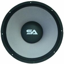 "Seismic Audio 18"" Raw Subwoofers Woofers Speakers 240 oz Magnet 1500W"