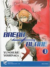GP MANGA BREAK BLADE NUMERO 1 (sconto 20%)
