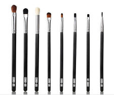 Useful Eye Brushes Makeup Set Blend Angled Eyeliner Smoked Eyeshadow Brush 8PCS