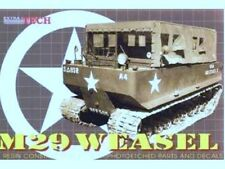 Extratech EXM7243 1/72 Resin & P.E. WWII USA M29 Weasel