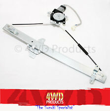 Window Regulator (R/H Front) - Suzuki Vitara JLX 5Dr 1.6 (91-97) 2.0-V6 (95-98)