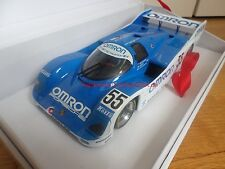 BRM 020 1/24 porsche 962c OMRON racing équipe winner 1000 Limited Edition slotcars
