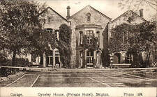 Skipton. Dyneley House Private Hotel.