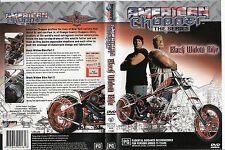 American Chopper:Black Widow Bike-2003/10-TV Series USA-2 Episodes-DVD