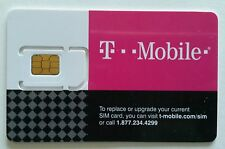 50% OFF T-Mobile Prepaid plan $80 (any sized sim card with the first month)