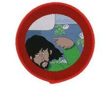 BEATLES yellow submarine - george 2008 WOVEN SEW ON PATCH official merchandise
