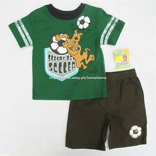 40% OFF! AUTH SCOOBY DOO 2-PC SHORTS SET 3T / 2-3 YEARS BNWT US$ 12.96