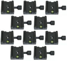 10 X Desmond DBA-1 60mm Screw Clamp Arca /Bogen Manfrotto RC2 Compatible /Tripod
