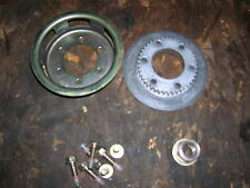 2002 polaris edge rmk 800 recoil pully assembly with bolts and nut