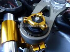 Horquilla pre ajustadores Oro 14mm Yamaha mt-09 mt09 Fazer 1000 Yzf R1 R6 Fz1 r1c6