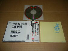 "The WHO ""Live At Leeds"" Japan CD w/OBI P33P-25028"