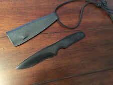 Mad Dog Frequent Flyer custom made Tactical Composite/plastic  knife!!!! Rare!!!