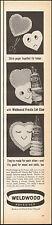 Vintage ad for Weldwood Adhesives`ART Valentines Glue (020417)