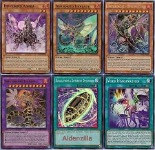 Yugioh Infernoid Deck - Devyaty Onuncu Void Imagination Vanishment Tierra Antra