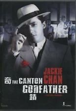DVD THE CANTON GODFATHER L'ULTIMO PADRINO JACKIE CHAN ITALIANO CANTONESE 123 MIN