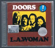 THE DOORS L.A. WOMAN  CD DIGITAL REMASTERD F.C. SIGILLATO!!!